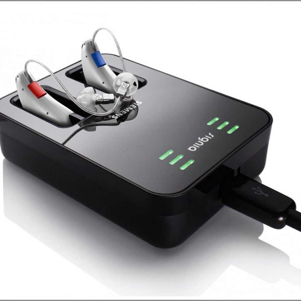 Benefits of Rechargeable Hearing Aids